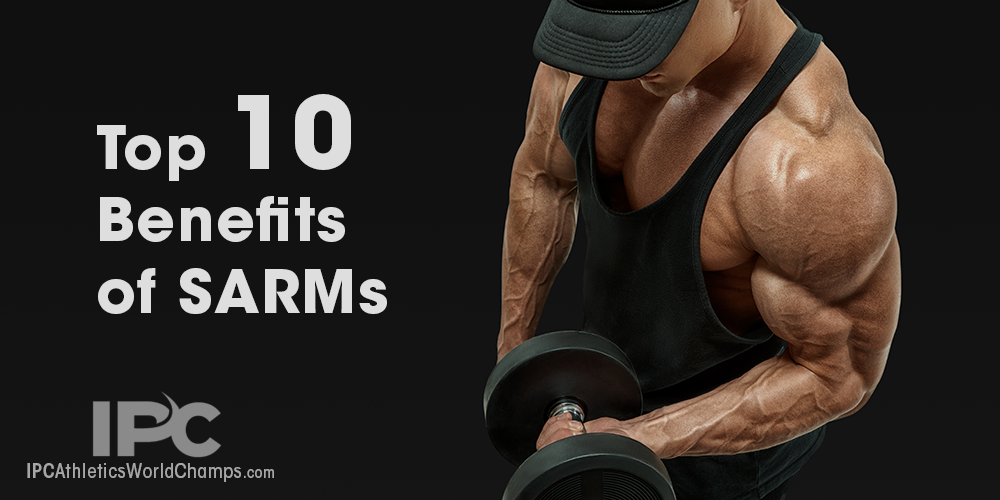 benefits of sarms