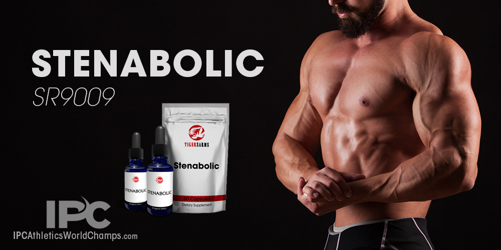Stenbolic (SR9009) Review - How To Build Muscles While You